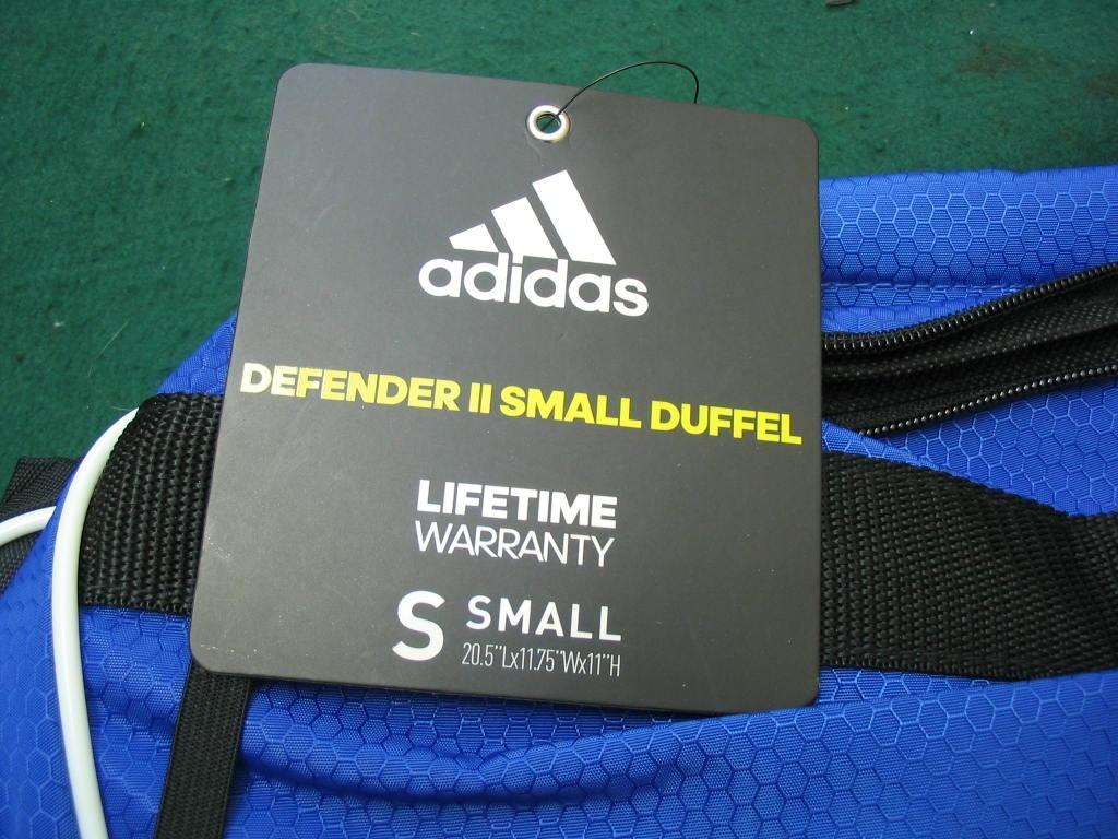 af72d3dc4dbb bolso adidas defender 2 duffel bag small colegial celeste. Cargando zoom.