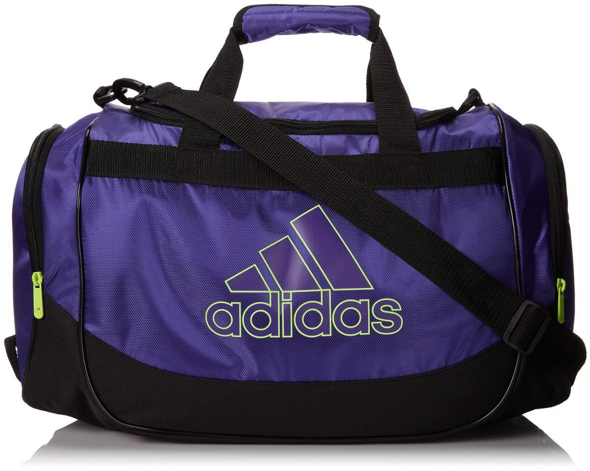 Bolso El Para Viajeros Original Gym O Defense Duffel Adidas Yfy6gb7
