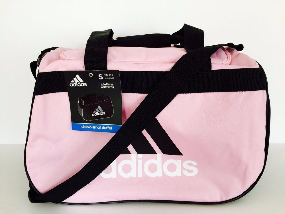 fa314eec2 Bolso adidas Diablo Negro/rosa Claro Deportivo Mujer - $ 570,00 en ...