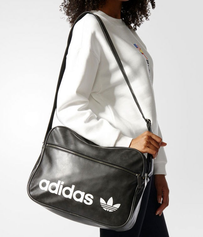 Bolso adidas Originals Airliner Vintage -   1.499 bffde3be11bc7