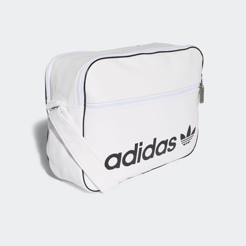 Blanco Originals Airliner Cd6980 Bolso Vintage Adidas oredxCBW