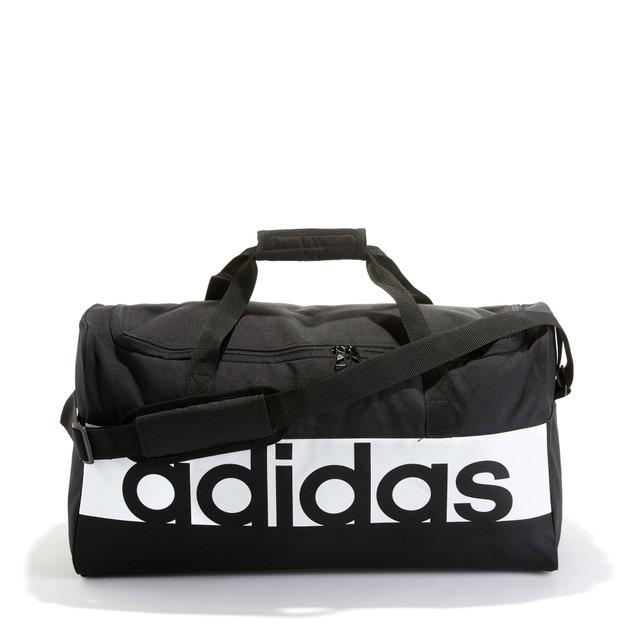 Adidas Performance Bolso deportivo Lin Per Tb M Negro