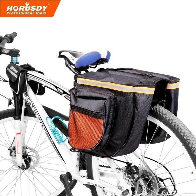 65a3ce7bd4b Bolso Alforja Para Bicicletas Ciclismo - $ 8.990 en Mercado Libre