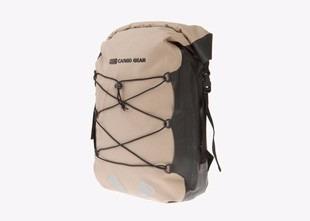 bolso arb cargo gear beige waterpoof