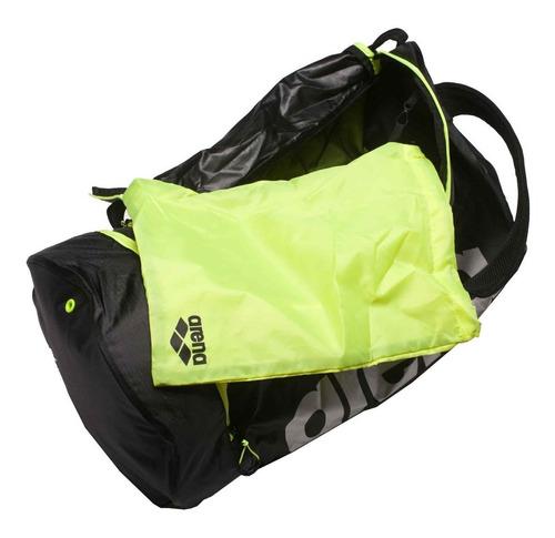 bolso arena fast duffle natación deportivo 40 lts mochila