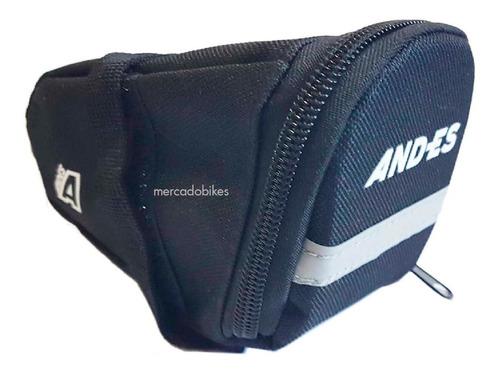 bolso bajo asiento andes- reflectivo - resistente al agua