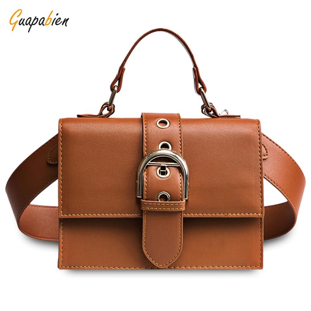 2335c69c8 Bolso Bandolera Guapabien Para Mujer (marrón) - $ 410.14 en Mercado ...