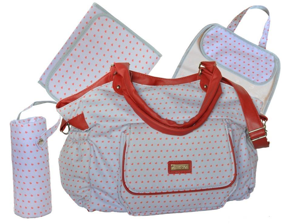 19850a83d Bolso Bebe Maternal Set 5 Piezas Marieta Store® Envio Gratis ...