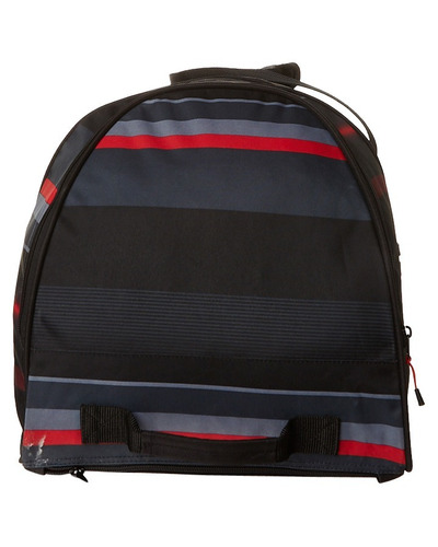 bolso billabong destination travel bag con rojo