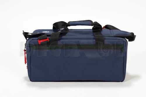 bolso cámara video profesional reforzado bolsillos 47x26x23