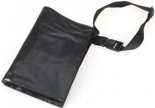 bolso cangurera porta brochas mandil 24 compartimentos