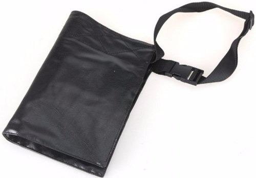 bolso cangurera porta brochas, mandil 24 compartimentos