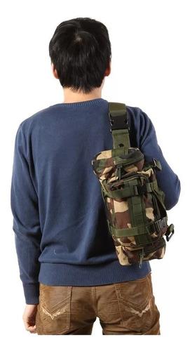 bolso canguro multiple caminata mensajero