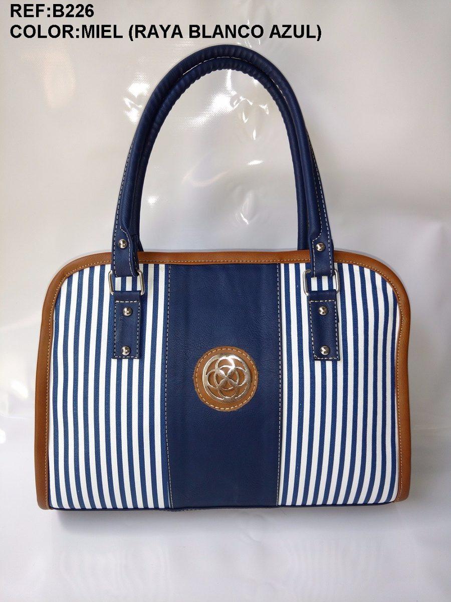 96c2a83b0a0 Bolso cartera azul raya para dama moda colombia envío gratis cargando zoom  jpg 900x1200 Bolsos de