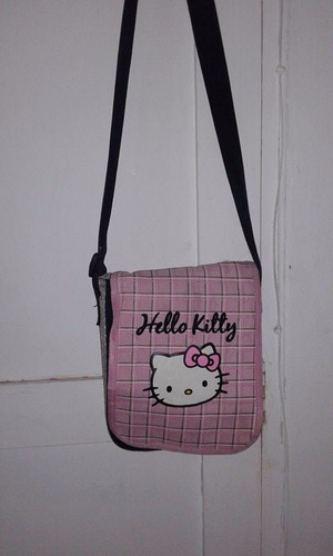 bolso, cartera de hello kitty