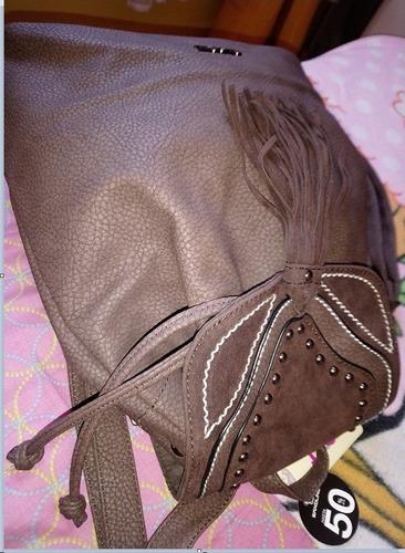 bolso cartera mochila, nueva, saxoline