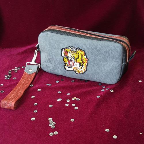 bolso cartera piel hombre mod.tiger