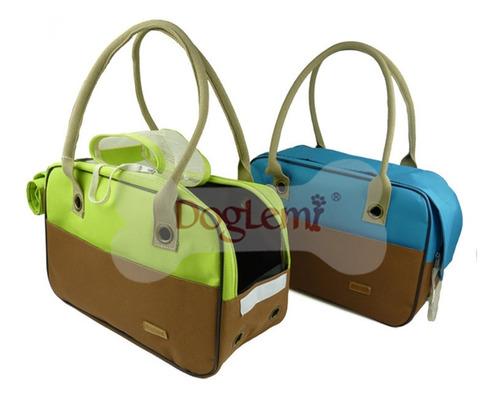 bolso cartera transportador para perro o gato