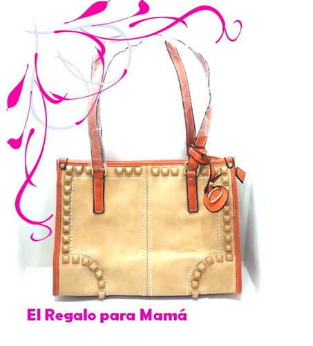 bolso carteras cuerina fashion l1003gsc moda look mujer