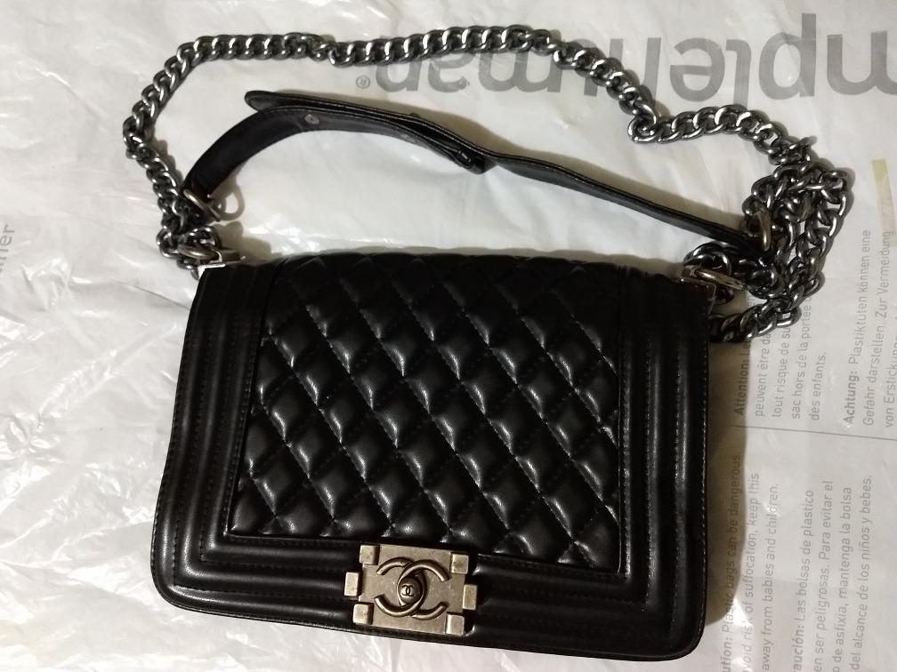 cb9b5beb9 Bolso Chanel Original - $ 19,000.00 en Mercado Libre