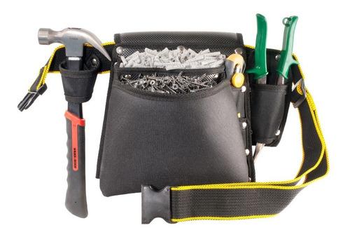 bolso cinturon portaherramientas durlock toolmen t937