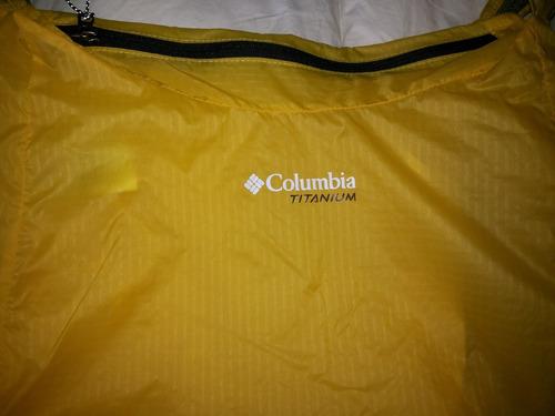 bolso columbia titanium nuevo