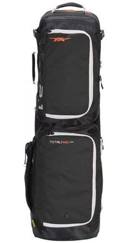bolso con mochila palos de hockey tk total two 2.1 funda