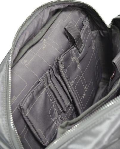 bolso con protector de portable - $1000