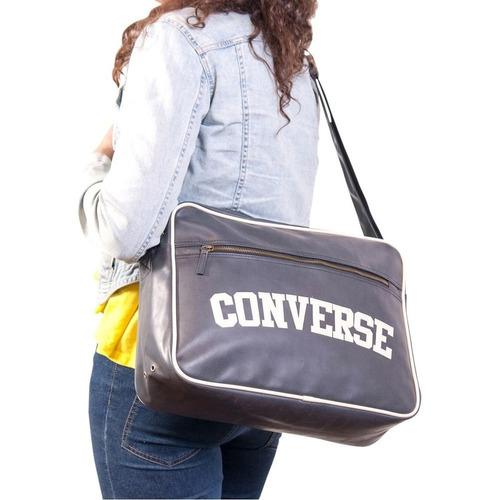 bolso converse reporter heritage bag