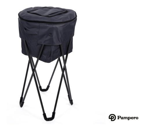 bolso cooler pampero glaciar con patas plegable 50 litros
