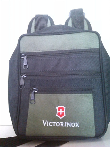 bolso cruzado bandolero victorinox