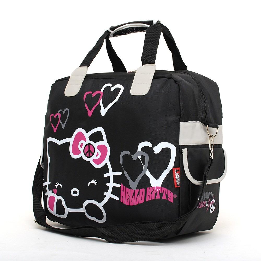 95b87ad69 Bolso Cuadrado Hello Kitty - Top 3 Oficial - $ 495,00 en Mercado Libre