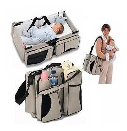 bolso cuna bebe, ver video