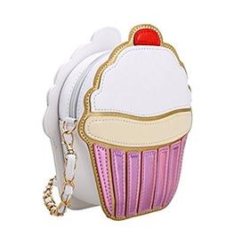 c7806916ec90 Bolso Cute Cartoon Cupcake