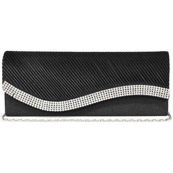 bolso de fiesta le sak t2 - negro