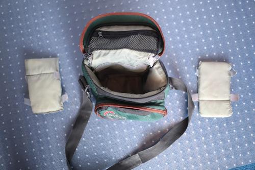 bolso de fotografia lowepro lumina mini