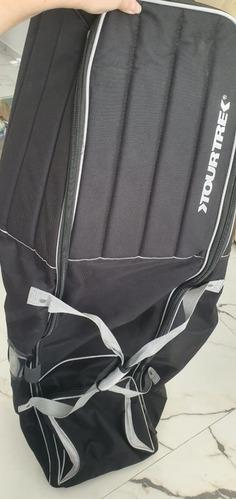 bolso de golf para viaje tourtrek solo usado para 1 viaje