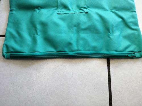 bolso de hombro multifuncional para mascotas 2 pzas.