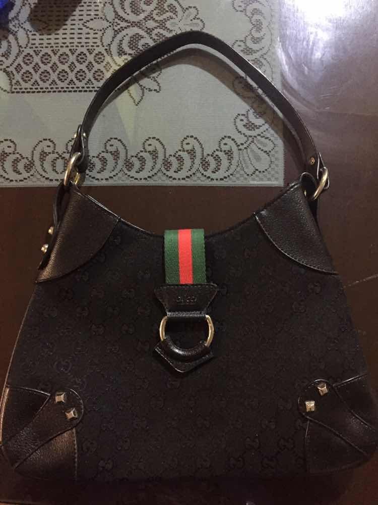 d8ea95d64 Bolso De Mano Gucci Original Retro 1816 - $ 2,000.00 en Mercado Libre