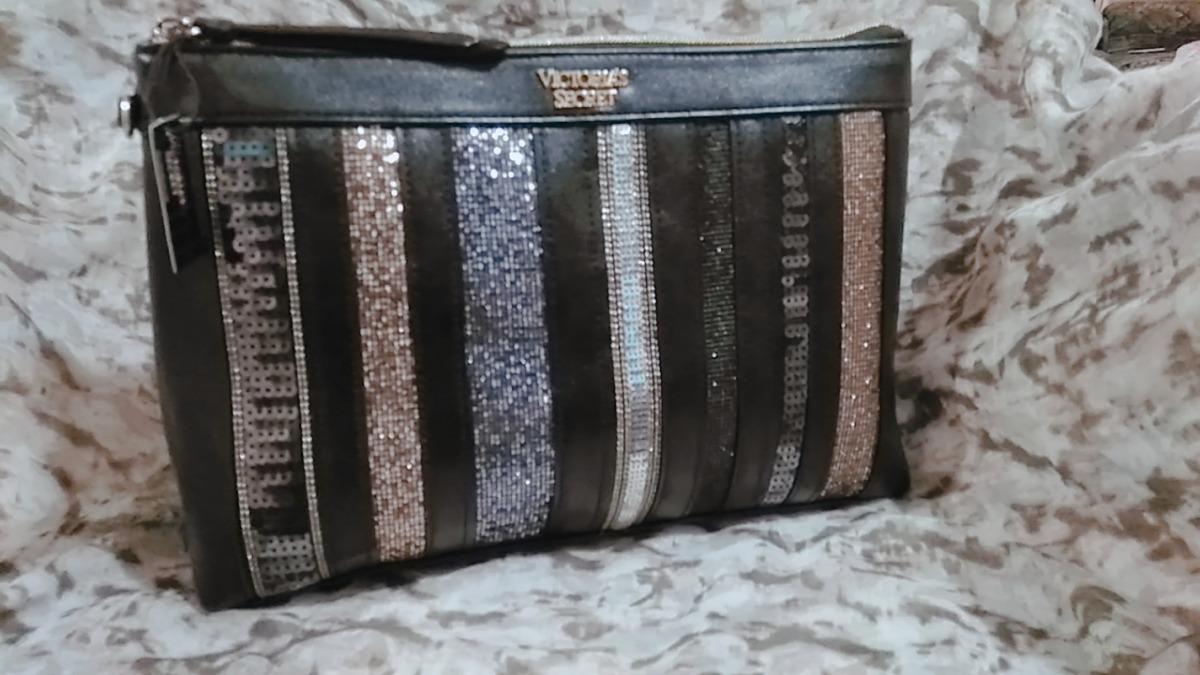 49747e624 Bolso De Mano Lentejuelas Original Victoria Secret - $ 549.99 en ...