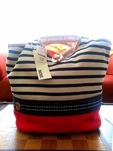 bolso de mujer bonfanti biarritz chico. liquidacion