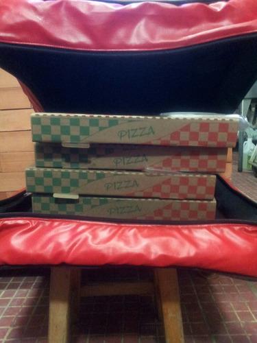 bolso de pizza termico caliente conservador