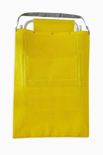 bolso de playa microperforado para llevar 1 reposera