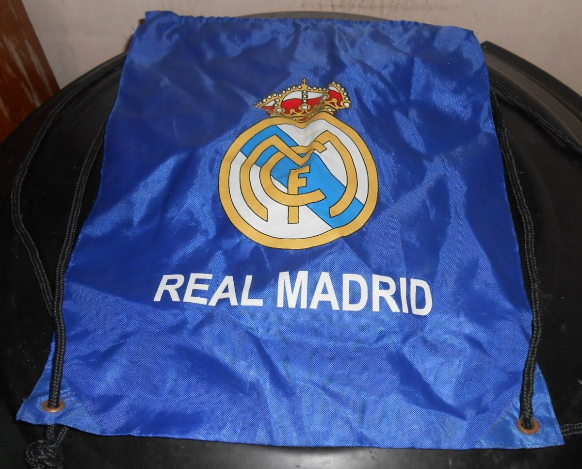 Libre Real De 250 Azul En Bs Madrid 00 Bolso Del Mercado Tela Color qSnw11t7W