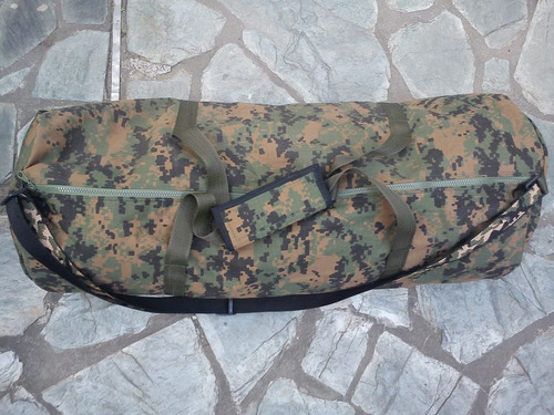 bolso de transporte tactico paintball - airsoft - armas