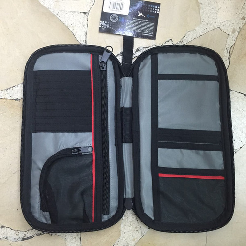 bolso de viaje marca g-tech modelo gtb-5005-bk travel gh11