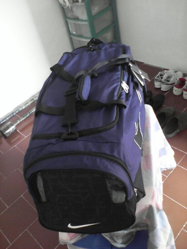 bolso de viaje nike original grande