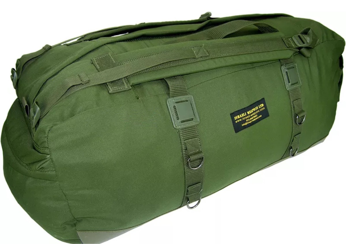 medidas bolso de viaje militar