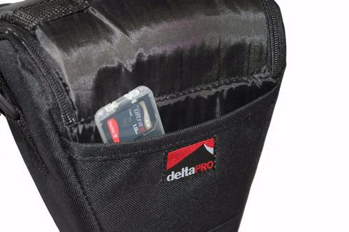 bolso delta pro reflex chica - zona microcentro 6485