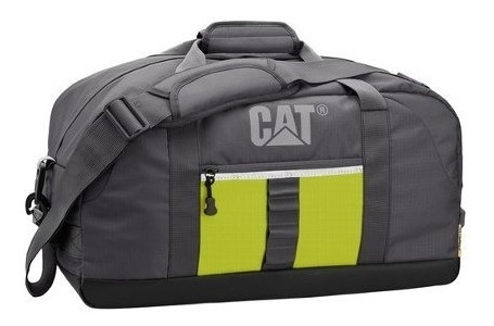 bolso deportivo cuadrado cat - med 50x28x25.5 cm - 82964-194